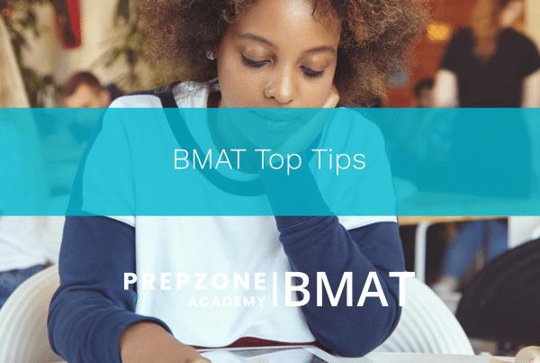 BMAT Top Tips